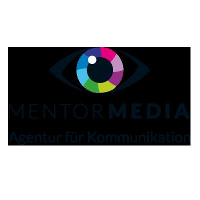 Logo meiner Agentur MENTORMEDIA 2016
