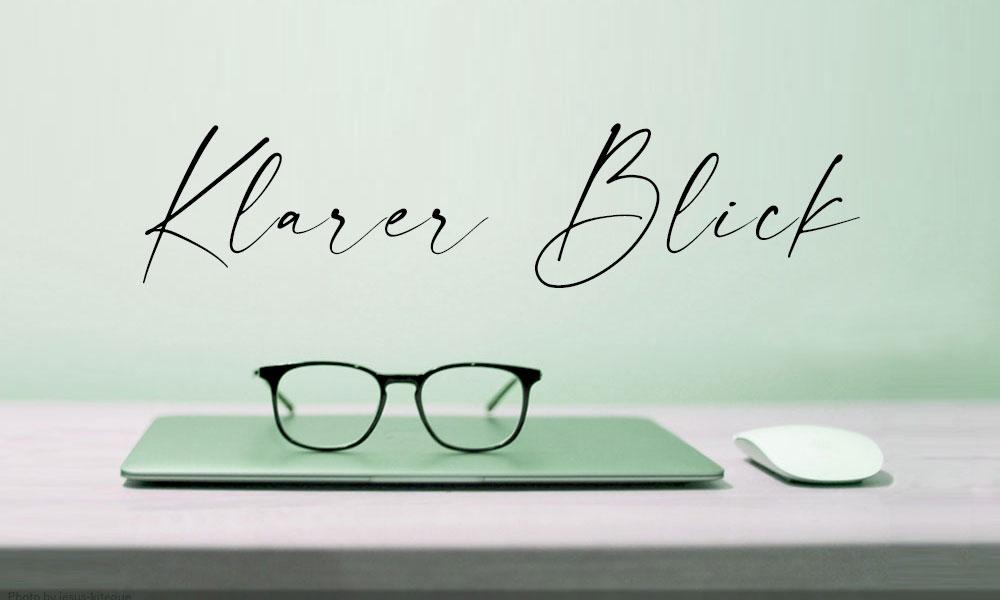 Klarer Blick dank Marketing Coaching