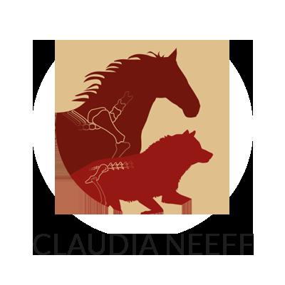 Logo Claudia Neeff Physiotherapeutin für Pferd und Hund